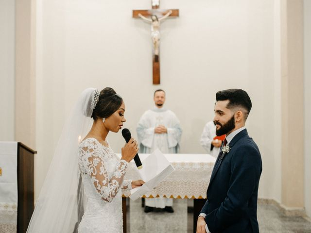 O casamento de Rafael e Paola em Joinville, Santa Catarina 46