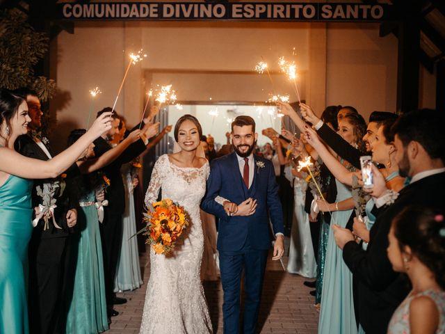 O casamento de Rafael e Paola em Joinville, Santa Catarina 62
