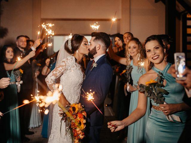 O casamento de Rafael e Paola em Joinville, Santa Catarina 63