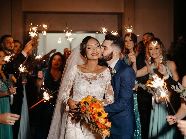 O casamento de Rafael e Paola em Joinville, Santa Catarina 64