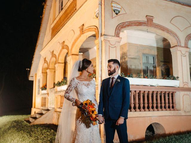 O casamento de Rafael e Paola em Joinville, Santa Catarina 72