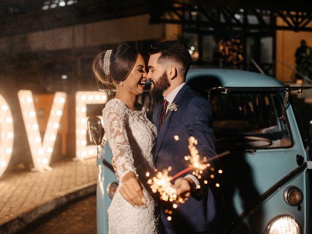 O casamento de Rafael e Paola em Joinville, Santa Catarina 81