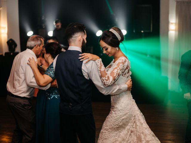 O casamento de Rafael e Paola em Joinville, Santa Catarina 131