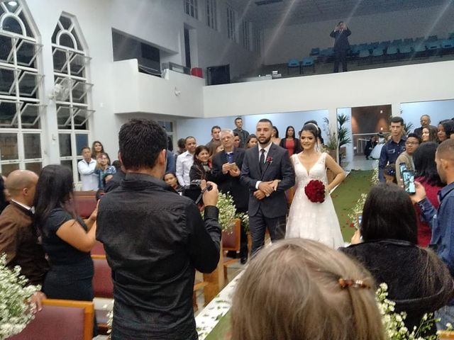 O casamento de Ana Luiza e Ivon em Betim, Minas Gerais 6