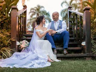 O casamento de Daniella e Daniel
