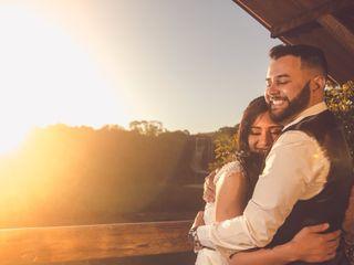 O casamento de Priscila e Júnior