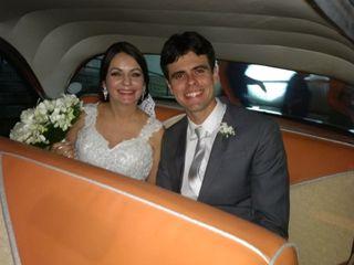 O casamento de Lívia e Anderson