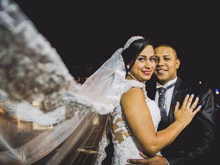 O casamento de Amanda e Vinicius