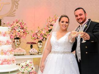 O casamento de Daiane e Tiago