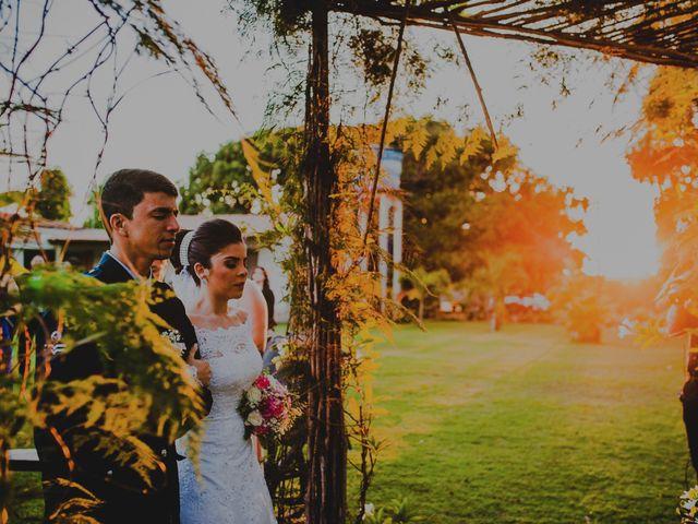 O casamento de Fernanda e Luiz Franklin