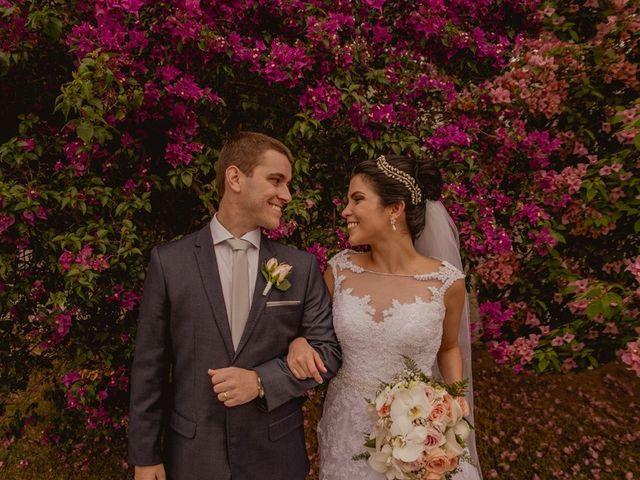 O casamento de Anabelle e Renato