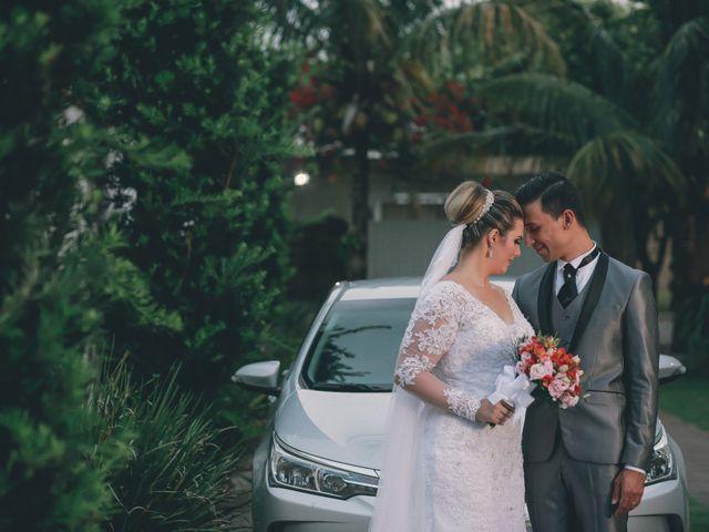 O casamento de Bárbara e Vinicius