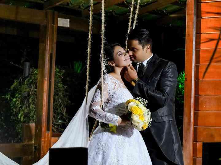 O casamento de Nayara e Patriky