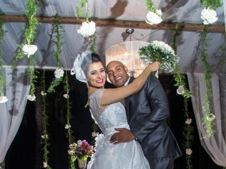 O casamento de Keila e Eliel