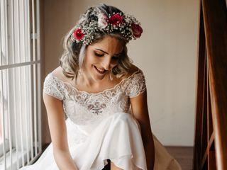 O casamento de Carolina e Luis Gustavo 3