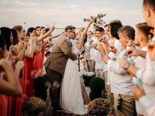 O casamento de Carolina e Luis Gustavo