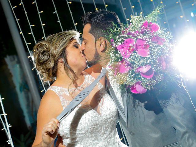 O casamento de Fabiana e Kioma
