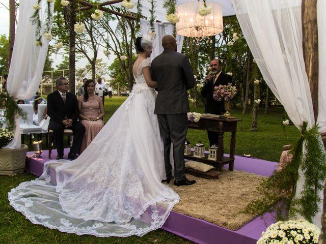 O casamento de Eliel e Keila em Anápolis, Goiás 10