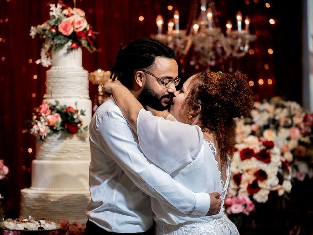 O casamento de Wallace e Nayara