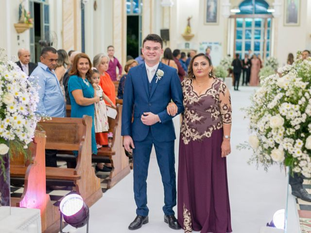 O casamento de Edison e Tuanny em Campo Maior, Piauí 13