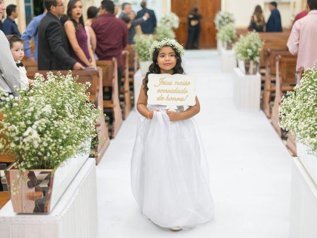 O casamento de Edison e Tuanny em Campo Maior, Piauí 15
