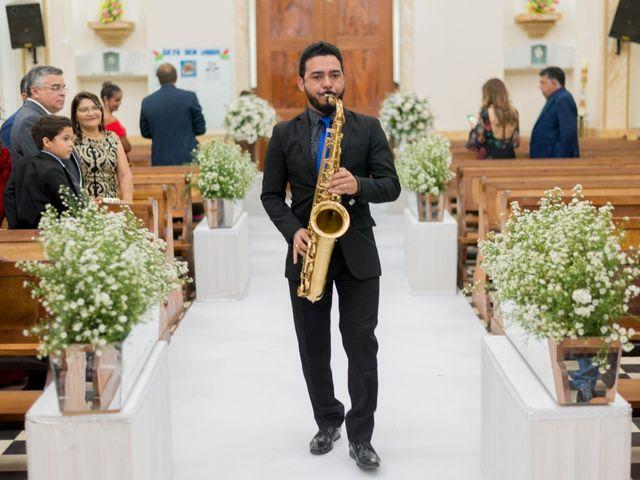 O casamento de Edison e Tuanny em Campo Maior, Piauí 17