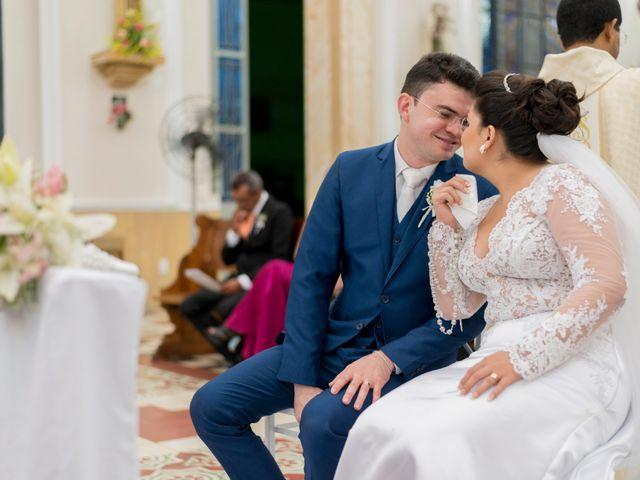 O casamento de Edison e Tuanny em Campo Maior, Piauí 1