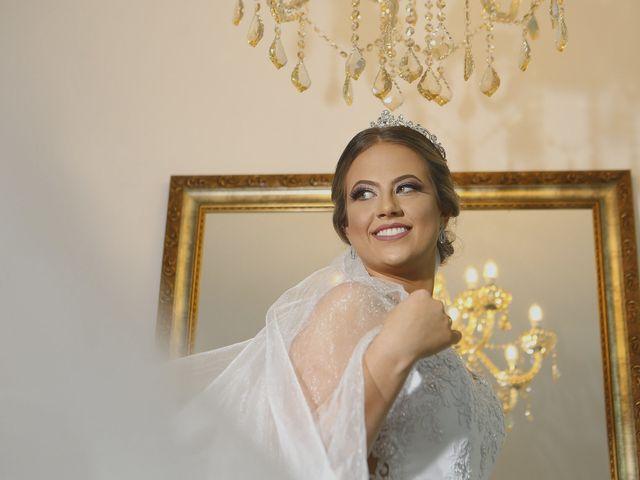 O casamento de Cristiano e Ketlin