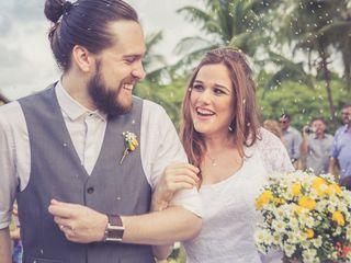 O casamento de Manuela e Thiago