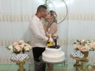 O casamento de Karine Andrade  e Edson Correa  1