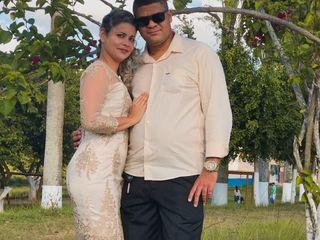 O casamento de Karine Andrade  e Edson Correa