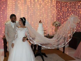 O casamento de Emanuelle e Carlos