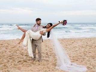 O casamento de Michelle e Paulo