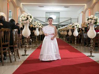 O casamento de Aline e Rafael 1