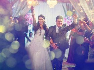 O casamento de Fernanda e Ricardo
