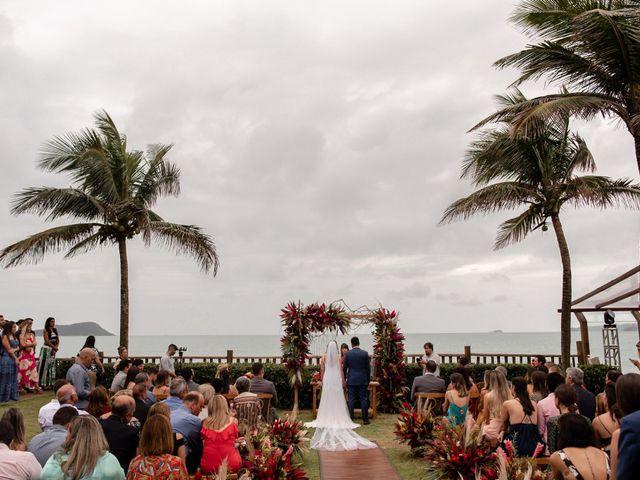 O casamento de Aline e Marco