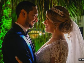 O casamento de Carla  e Mateus