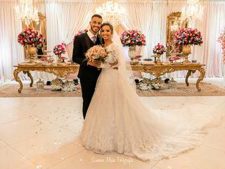 O casamento de Ingrid e Brenner