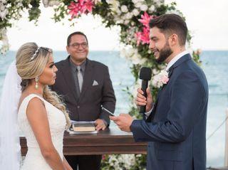 O casamento de Bárbara e Rafael