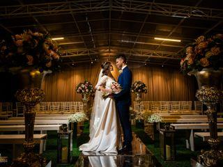 O casamento de Gabrielly e Jonathan