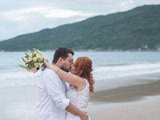 O casamento de Emily e Gabriel 1