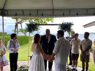 O casamento de Emily e Gabriel