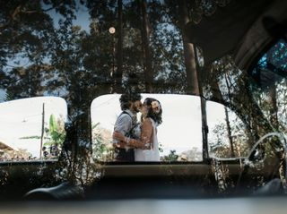 O casamento de Marina e Leandro