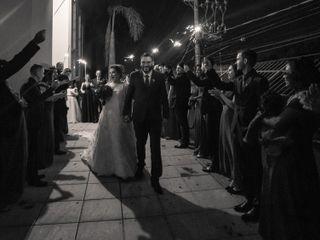 O casamento de Vanessa e Victor