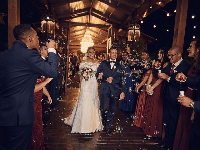 O casamento de Ruama e Renan