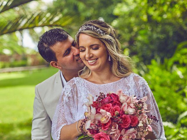 O casamento de Patrícia e João Paulo