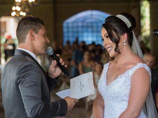 O casamento de Isabella e Daniel  1