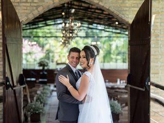 O casamento de Isabella e Daniel
