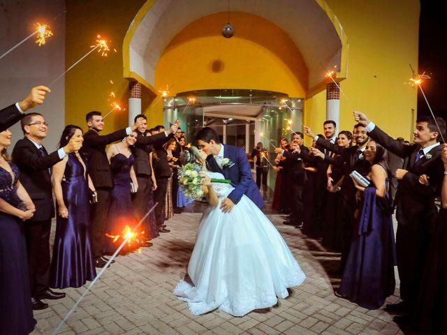 O casamento de Amanda e Lenon