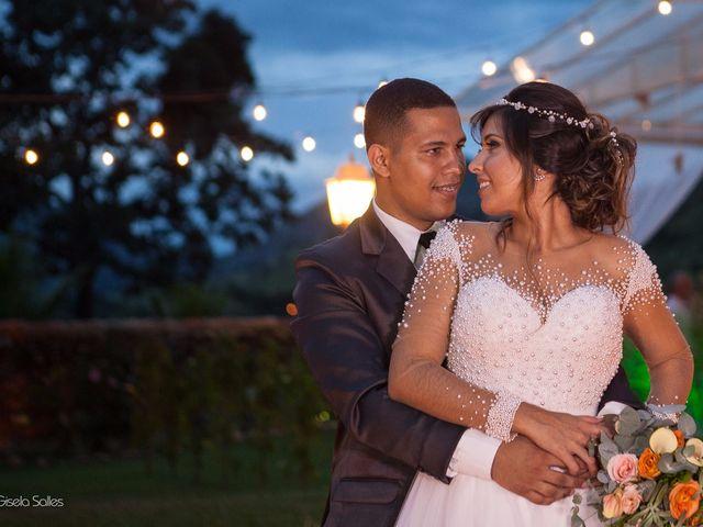 O casamento de Polliana e Felipe